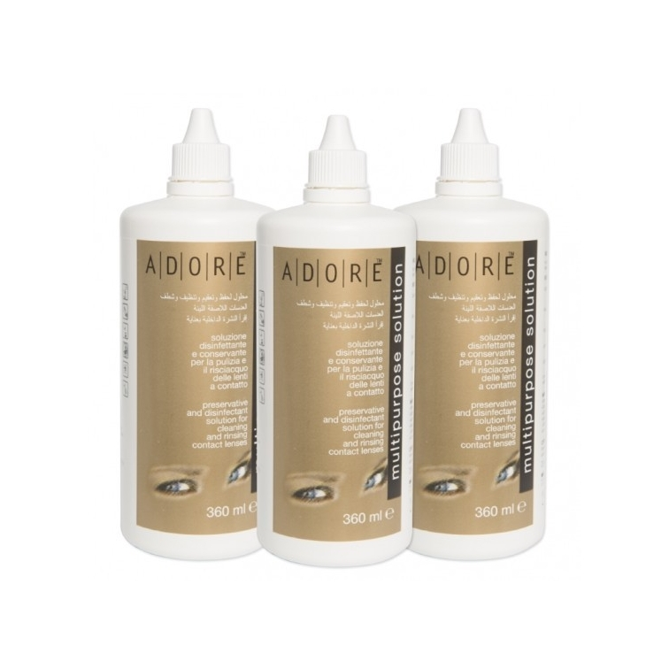 Adore solution 360ml - 3 packs